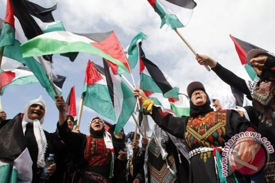 Komite untuk Palestina targetkan galang Rp3 miliar