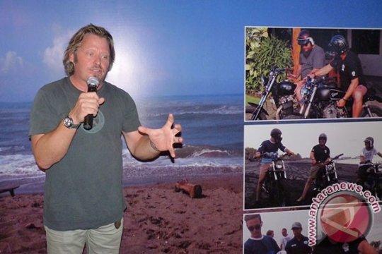 Tayangan petualangan Charley di Bali mendunia