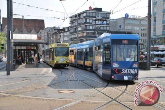 Trem layak beroperasi di Kota Bogor