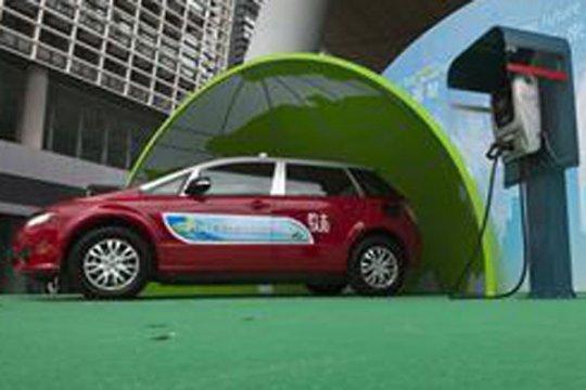 Hong Kong mulai gunakan taksi listrik