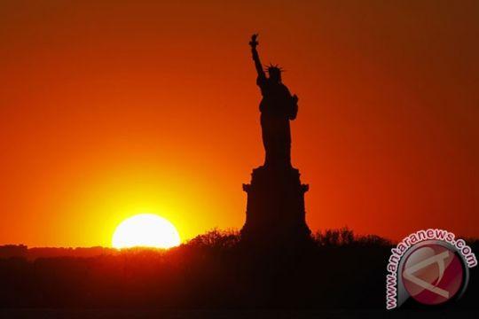 AS larang drone terbang di atas Patung Liberty