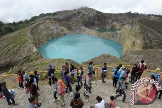 Taman Nasional Kelimutu sumbang kas negara Rp1,4 miliar