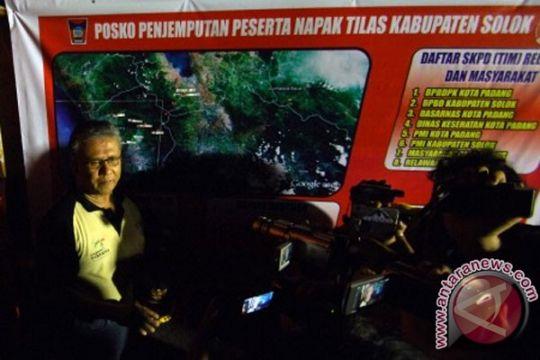 21 anggota rombongan DPRD Solok ditemukan