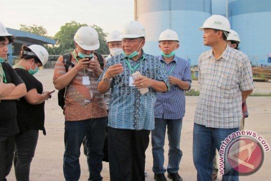 Ekspor minyak sawit 2013 diprediksi 21,7 juta ton