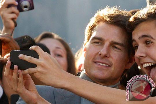 """Tom Cruise lawan """"drone"""" di """"Top Gun 2"""""""