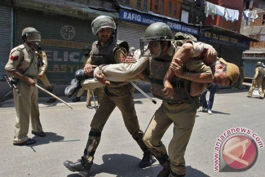 Empat tewas dalam kontak senjata di Kashmir