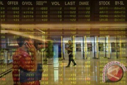 Bursa saham Singapura berakhir menguat 1,55 persen