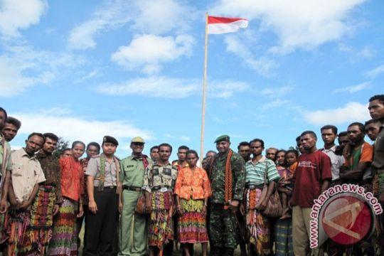 TNI AD garap 1.000 Hektare lahan di perbatasan Indonesia-Timor Leste