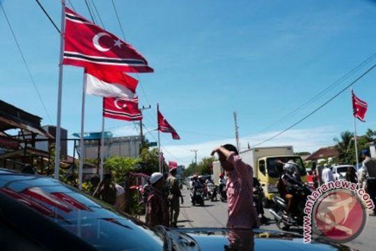 Penggunaan bendera GAM bertentangan prinsip NKRI