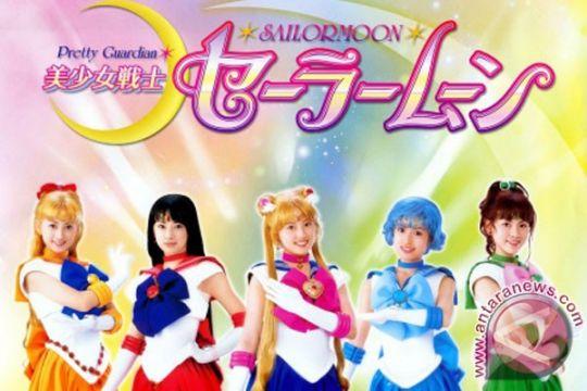 Industri kreatif Jepang ungkap rahasia kesuksesan Sailormoon