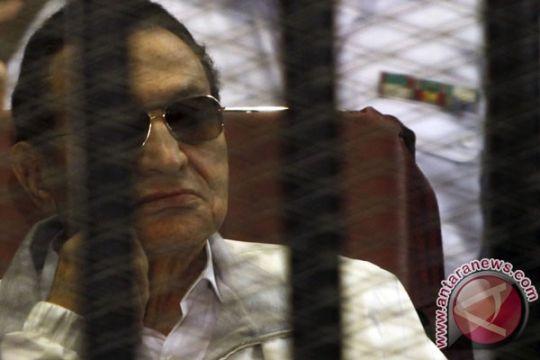 Kekayaan keluarga Mubarak ditaksir 1,2 miliar dolar AS