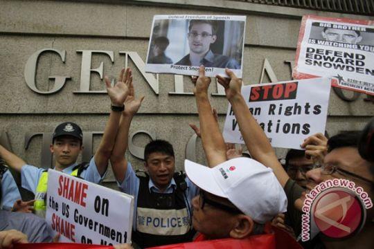 Brazil tidak akan beri suaka kepada Snowden