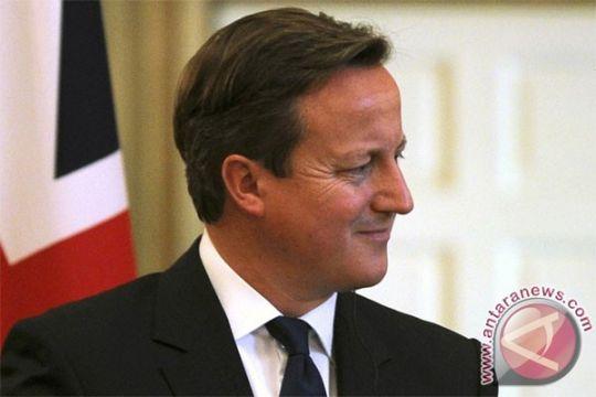 Cameron-Abbas bahas pembicaraan perdamaian di London