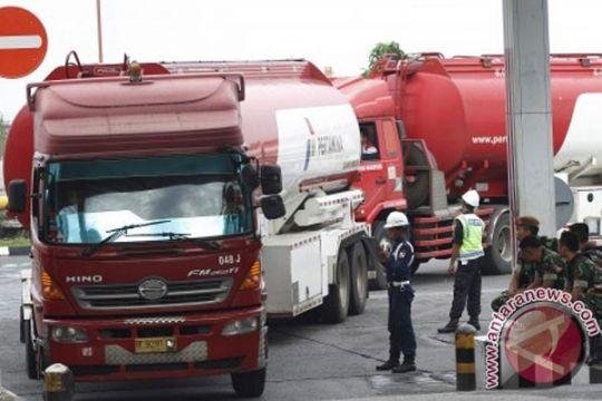 Anggota TNI/Polri disiagakan antisipasi mogok di Depot Pertamina