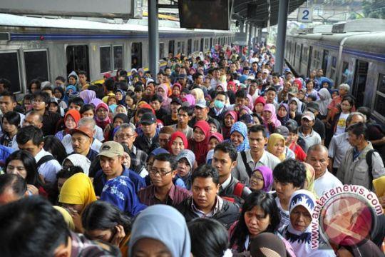 KAI angkut 280 juta penumpang selama 2014