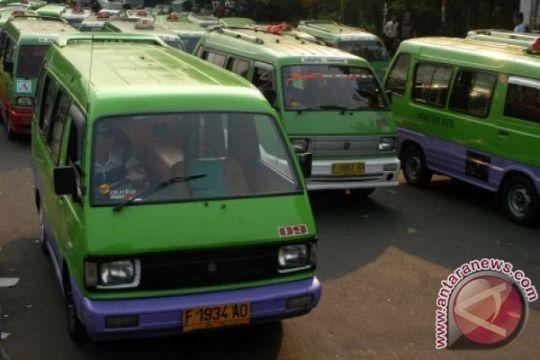 Kota Bogor miliki peta rute angkot