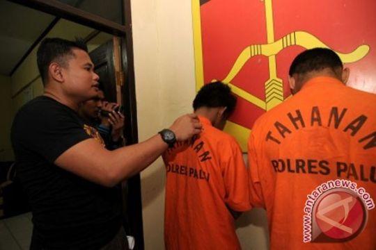 Residivis pencurian ditangkap saat ijab kabul