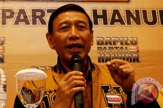 Wiranto: Hary Tanoe bakal mundur dari Hanura