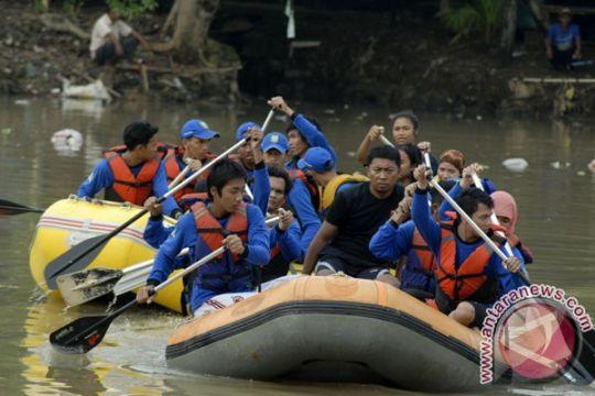Ribuan Taruna Siaga Bencana rayakan ulang tahun di Kebumen