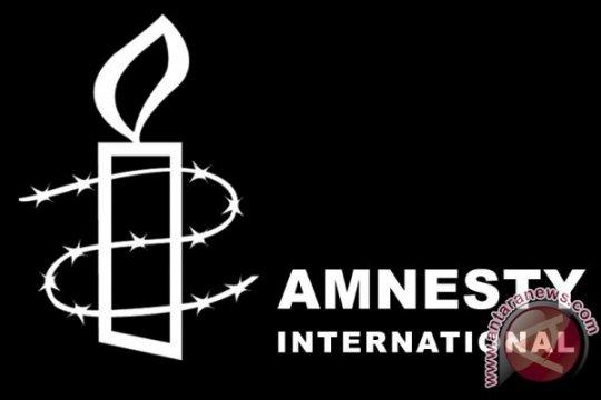Amnesti desak Hong Kong selidiki serangan berdarah ketua kelompok HAM