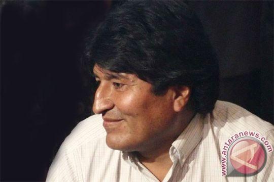Mantan Presiden Morales minta PBB tengahi krisis Bolivia