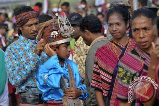 Jenderal TNI Mulyono dinobatkan ksatria panglima perang