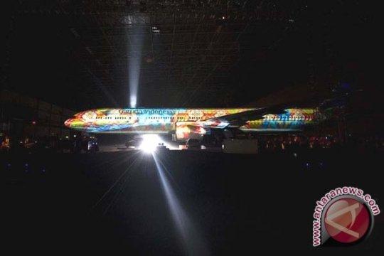 Boeing 777 mendarat darurat di Moskow akibat masalah sensor mesin
