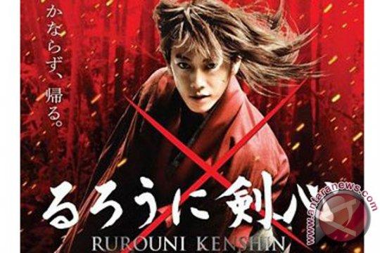 """Dua sekuel """"Rurouni Kenshin"""" digarap 2014"""