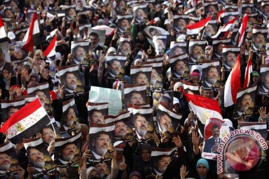 Pendukung Moursi diminta akhiri aksi duduk