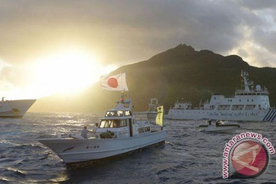 Jepang ajak Indonesia ciptakan kebebasan navigasi Laut China Selatan