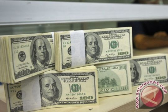 Dolar menguat di tengah divergensi bank-bank sentral