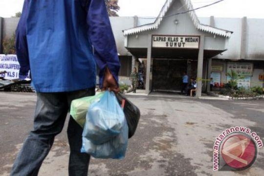Polisi gelar razia di perbatasan Sumbar-Sumut