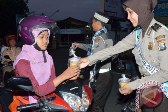 Satlantas Polres Barut ajak pengendara jaga keselamatan