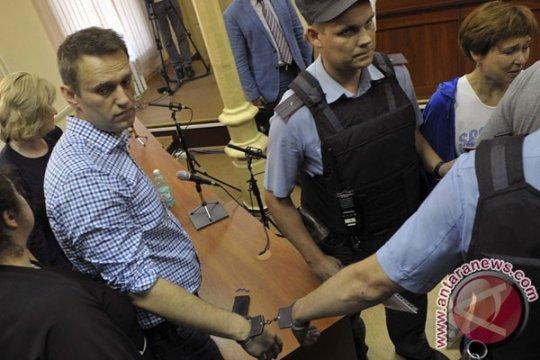 Politisi oposisi Rusia Navalny berada di pesawat menuju Jerman