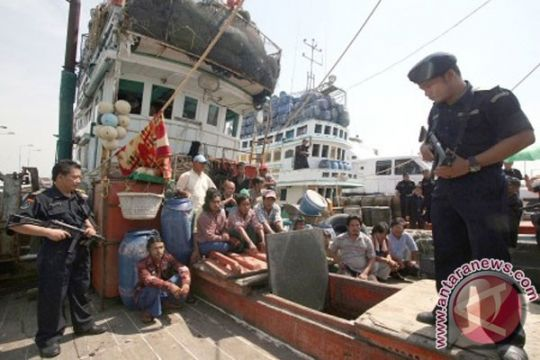 """Illegal fishing"" marak di perairan Selawesi Barat"