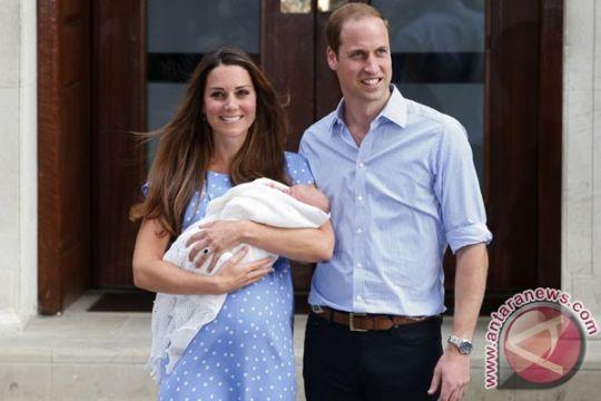 Bayi Kerajaan telah tinggalkan rumah sakit