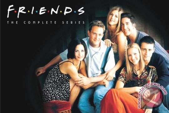 "Lisa Kudrow ogah nonton ulang ""Friends"", ini alasannya"