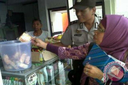 Polres Kepulauan Seribu sita makanan kedaluarsa