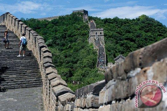 """Tembok Tiongkok tutup demi """"Assalamualaikum Beijing"""""""