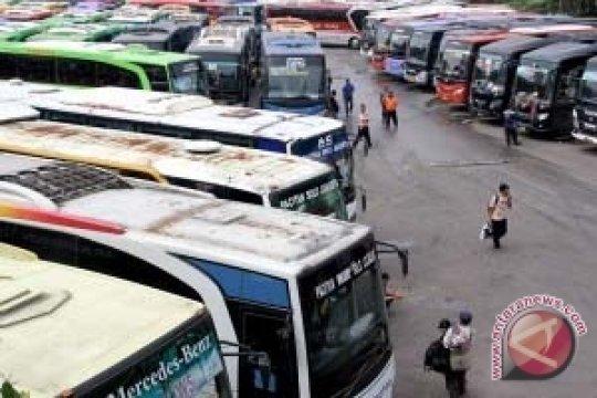 Organda: Bus Berstiker langkah solutif di tengah larangan mudik