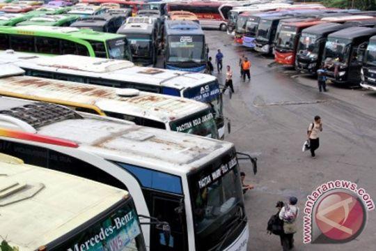 Puluhan bus tak laik jalan ditilang di Temanggung