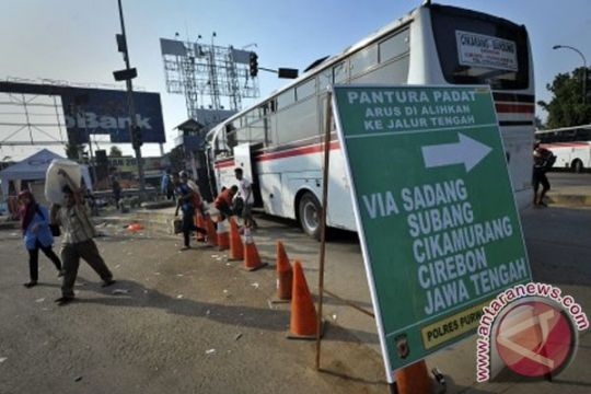 Polresta Bogor turunkan 170 personel atur arus