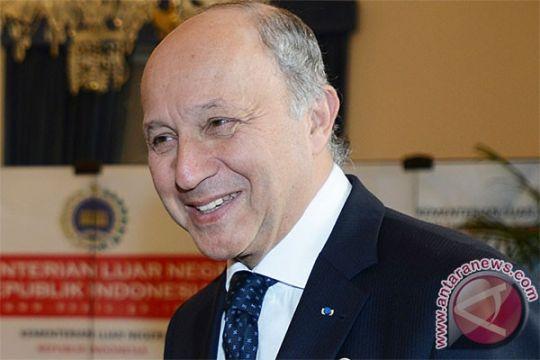 Menlu Fabius: Prancis akan akui negara Palestina