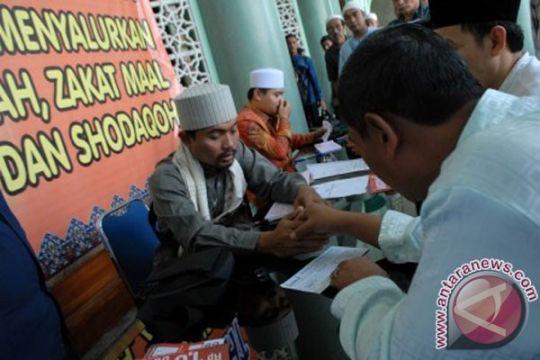 Bazda Banten targetkan penerimaan zakat Rp1,4 miliar