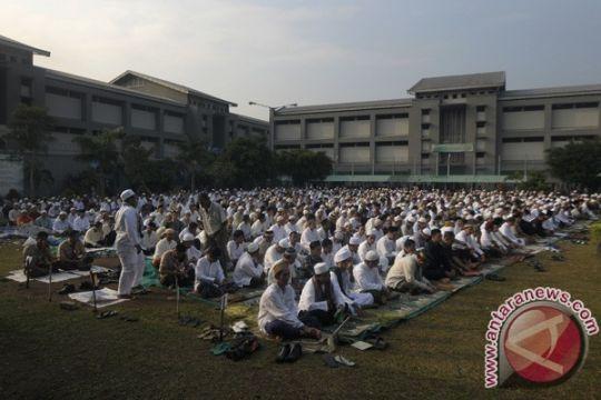 700 narapidana bebas pada hari raya Lebaran