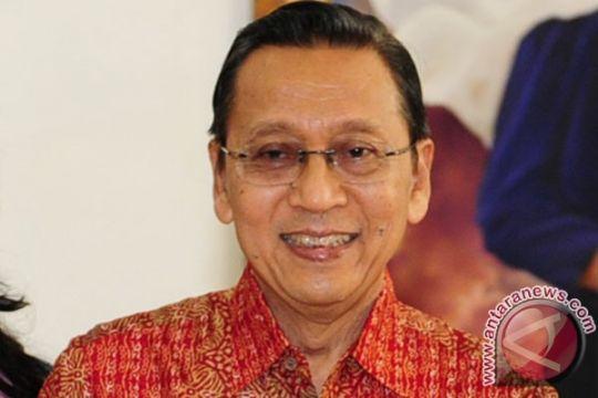 Boediono sampaikan perbaikan layanan publik di OGP