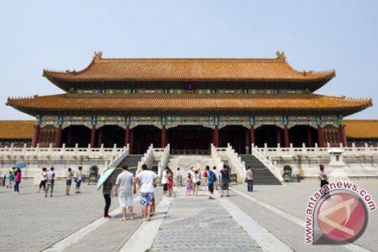 """Tersangka """"serangan teroris"""" Tiananmen ditangkap"""