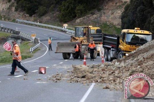 Selandia Baru diguncang gempa dua hari berturut-turut