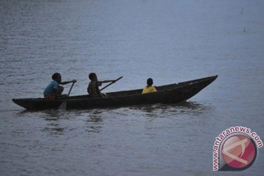 Perbatasan RI-PNG ditutup, warga pun lewati laut