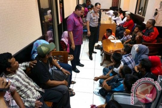 Satgas TPPO gagalkan keberangkatan 18 calon pekerja migran NTT